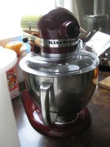 A mixer!
