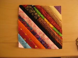 String quilt block 2